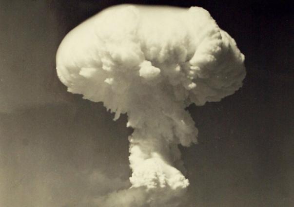 Christmas Island bomb test