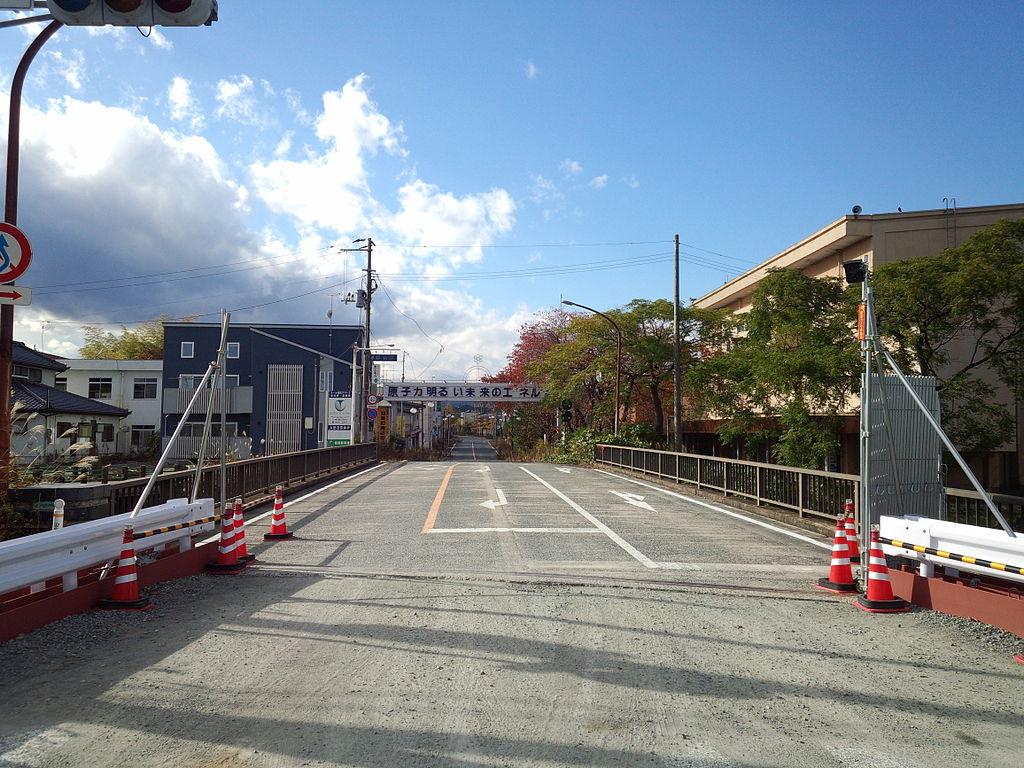 Fleeing from Fukushima