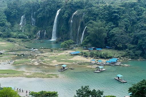 Vietnam scenery Wikicommons