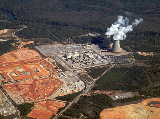 Vogtle nuclear site