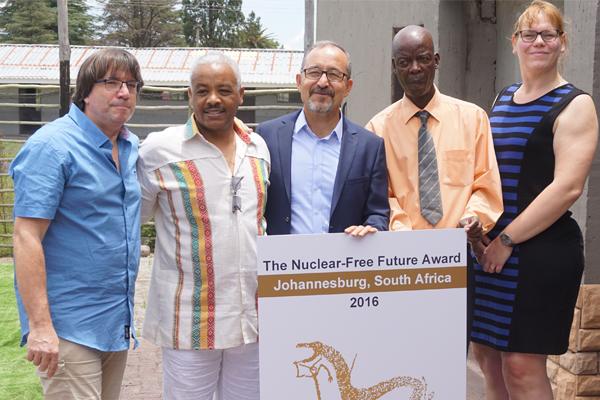 NFFA joburg award winners