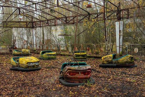 Pripyat amusement park Franganillo