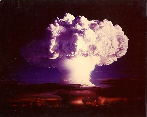 US nuclear test ivy