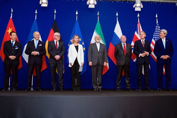 Iran nuclear partners
