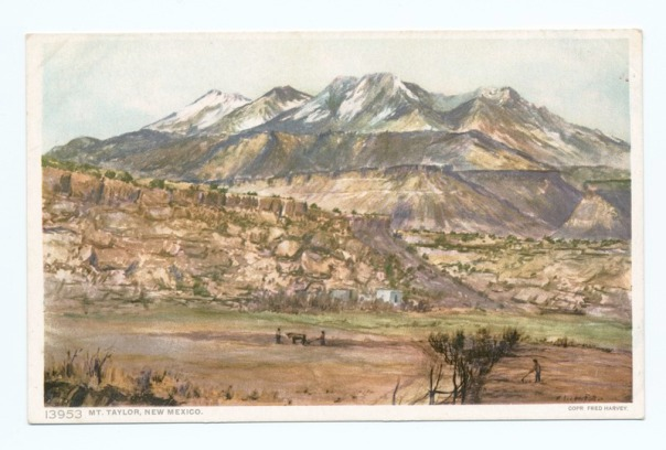 Mt. Taylor art