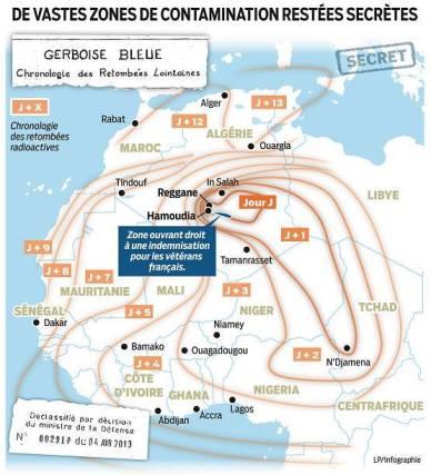 Algerie map 1