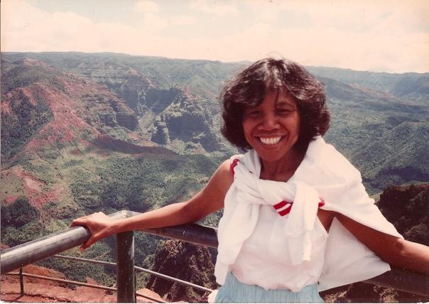 darlene waimea canyon 89