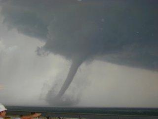 Tornado La Plata from CC