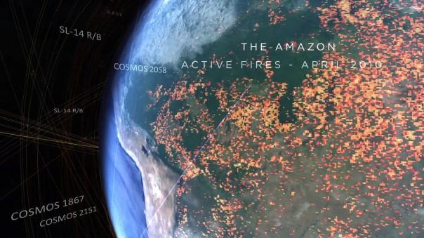 active fires amazon
