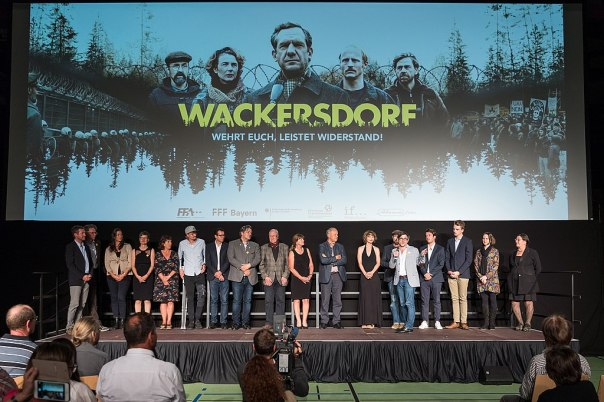 Wackersdorf premiere in Germany