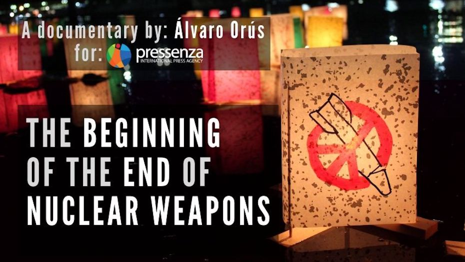 The Beginning of the End of Nuclear Weapons