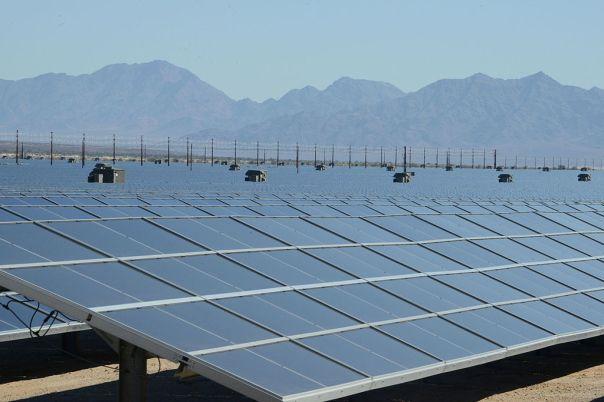Solar Farm Dept of Int.