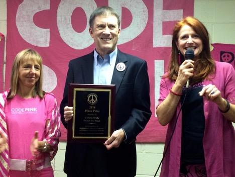 CodePinkPeace Prize