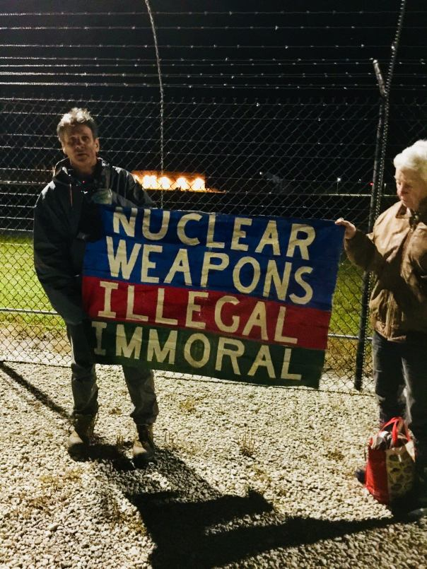 Carmen-Trotta-and-Elizabeth-McAlister-at-Nuclear-Weapons-Depot-crop