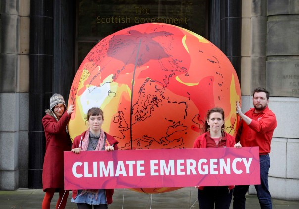 Climate Emergency Demonstration 10