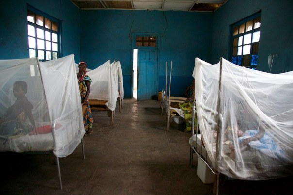 Congo maternity ward