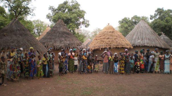 Falea village