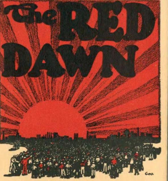 Red Dawn book